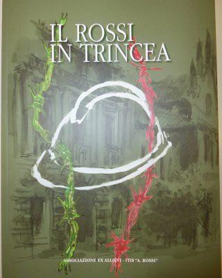 LIBRO_ROSSI IN TRINCEA