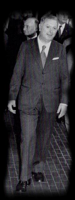 Ing. Livio Bernes - Presidente dal 1970 al 1989