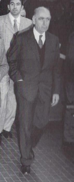 Ing. Sergio Zanarotti - Presidente dal 1938 al 1970